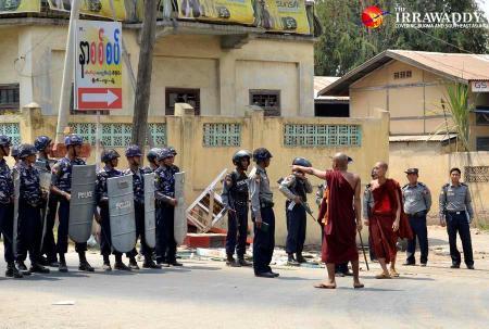 Terrorist Monk
