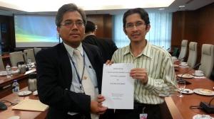 Memo Myanmar ke Wisma Putra