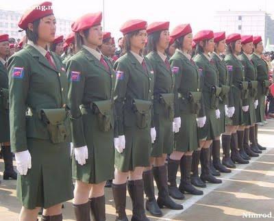 Wa army