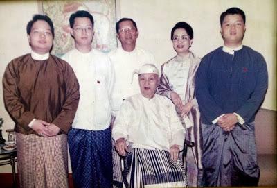Tayoke dane family